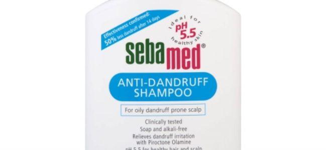 Saçları Temizlemede Etkili Şampuan: Sebamed Şampuan