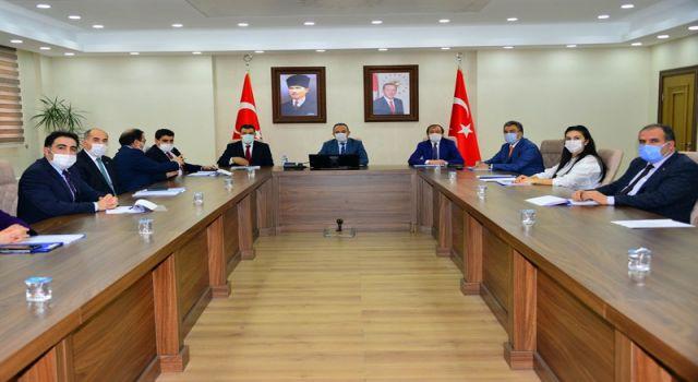 Ardahan'da 'İstihdam ve Mesleki Eğitim Kurulu' toplandı