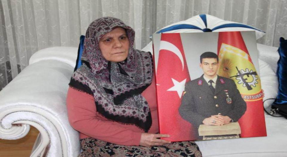 Gara şehidi Semih Özbey'in annesi ilk kez konuştu