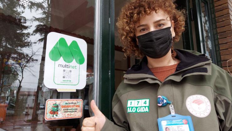 Bursa'dan 'Gıdanı Koru' kampanyasını etiketli destek