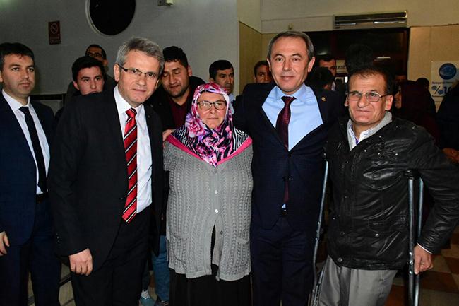 1 1025 - AK Partili Şahin Tin Acıpayam'dan ihanet odaklarına seslendi