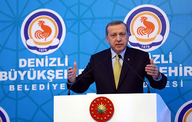1 1236 - Cumhurbaşkanı Erdoğan Denizli'ye Geliyor