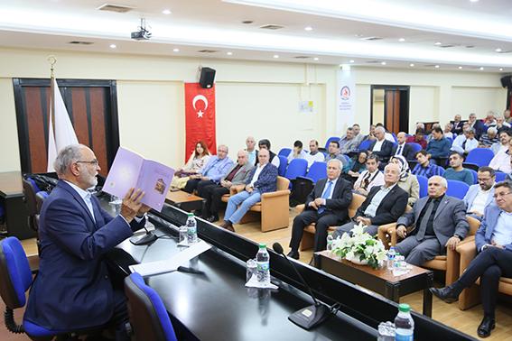 1 130 - Büyükşehir'den Ahilik Konferansı