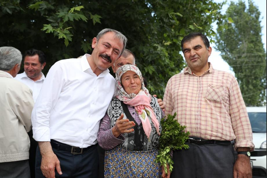 1 145 - AK Parti'li Şahin Tin: Sosyal Devlet AK Parti İle Hayat Buldu