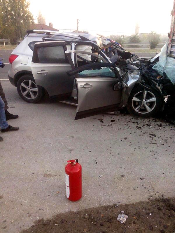 1 2302 - Darbeden Kurtuldu Trafik Kazasında Can Verdi