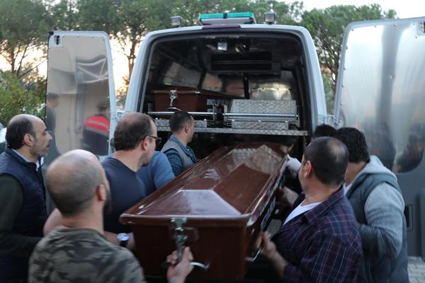 1 2303 - Kazada Ölen 15 Temmuz Gazisi'nin Cenazesi İstanbul'a Uğurlandı
