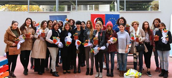 1 2509 - Kent Konseyi'nden Sığınmacı ve Mülteci Kadınlara Seminer