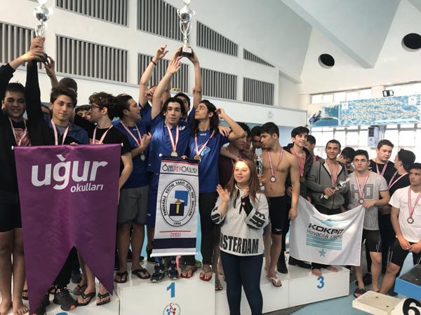 1 2889 - Pev Öğrencileri Altın Madalya Kazandılar