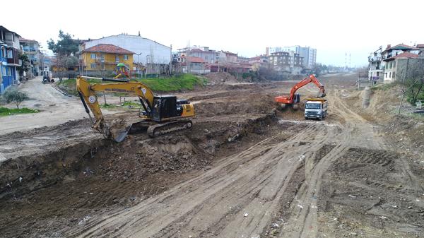 1 2969 - Büyükşehir'den ulaşıma dev bir yatırım daha