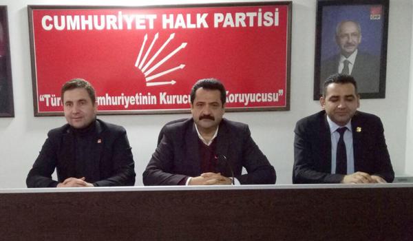"""1 3002 - CHP'li Ertemur, """"Denizli'de birinci parti çıkacağız"""""""
