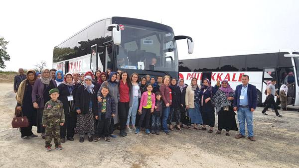 1 3286 - Çanakkale'yi Görmeyen Çallı Kadın Kalmayacak