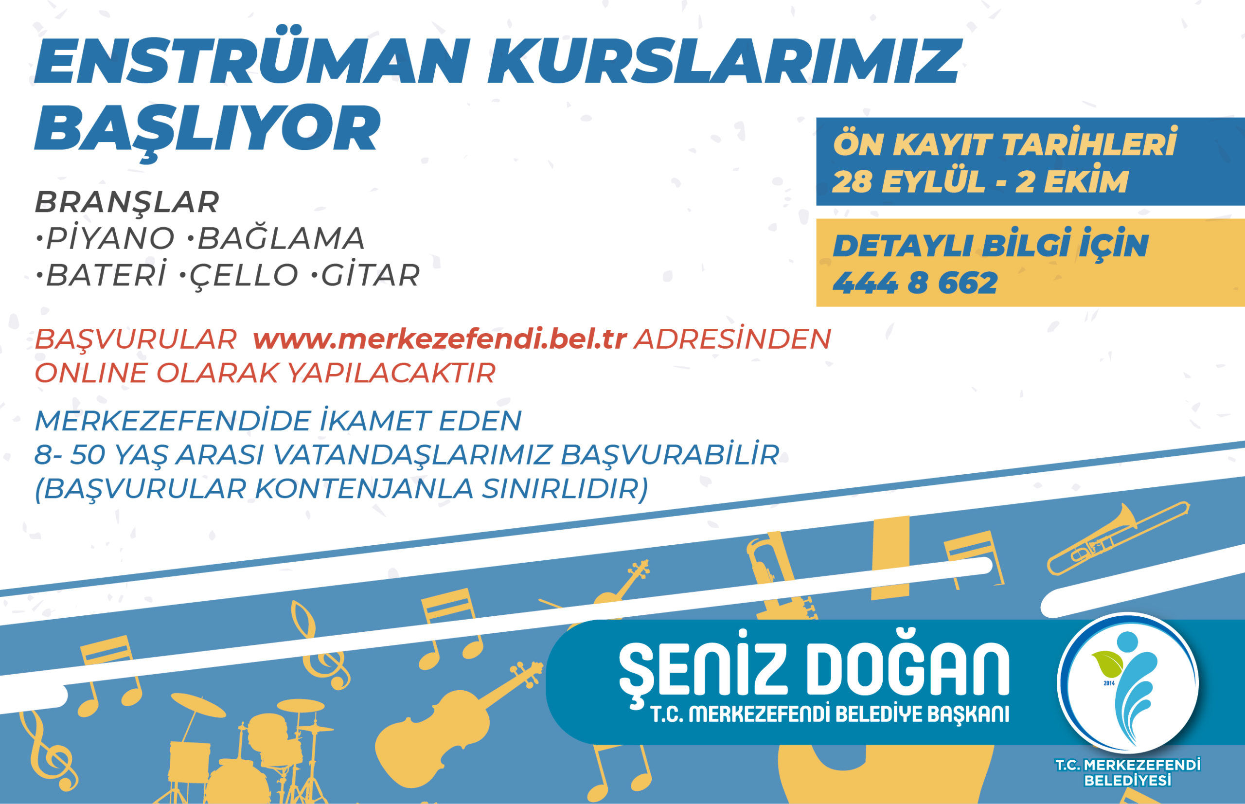 1 3965 scaled - MERKEZEFENDİ'DE KURS KAYITLARI BAŞLADI