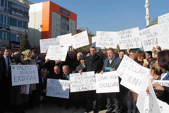 1 498 - AK Parti İl Başkanı Filiz 2023 dolar bozdurdu