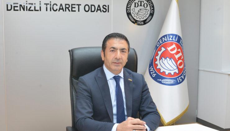 DTO Başkanı Uğur Erdoğan, LGS'ye girecek öğrencilere başarı dileklerini iletti.