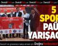 103 üniversiteden 5 bin sporcu Koç Spor Fest'te yarışacak