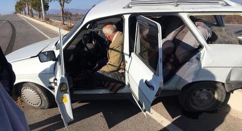 1074199 - Acıpayam'da Trafik Kazası:1 Yaralı