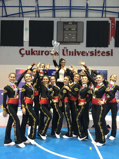 11 82 - Türkiye Şampiyonu Oldular