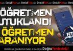 Denizli'de FETÖ'den 11 öğretmen tutuklandı
