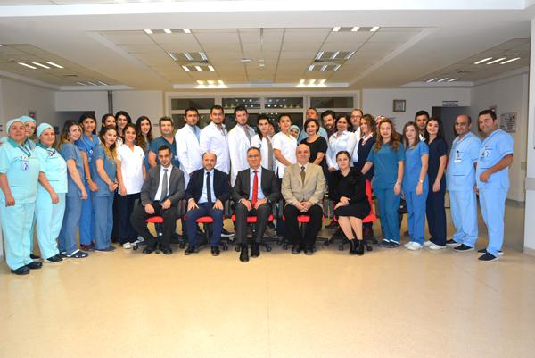 111 31 - PAÜ Hastanesi KBB Anabilim Dalı Akredite Oldu