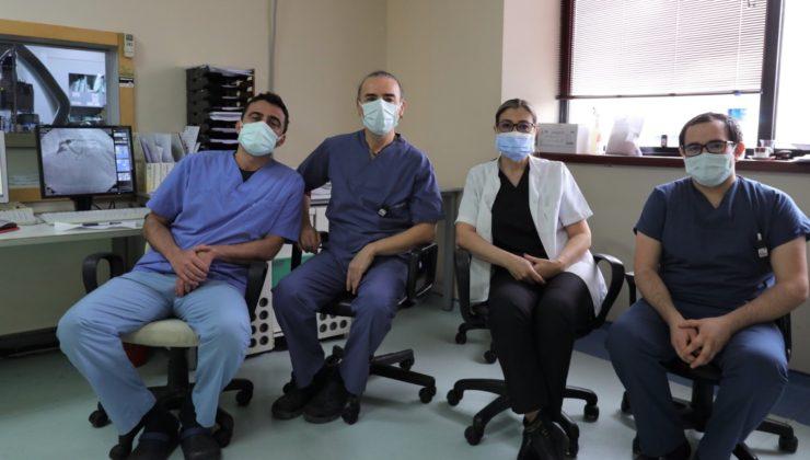 """Prof. Dr. Ağaçdiken: """"COVID-19  kalp kasında hasar oluşturabilir"""""""