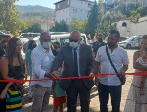 Buldan'da Eski Cezaevinde Resim Sergisi Açıldı