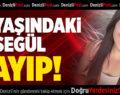 15 Yaşındaki Ayşegül'den Haber Alınamıyor