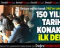 150 Yıllık Tarihi Konak'ta İlk Ders
