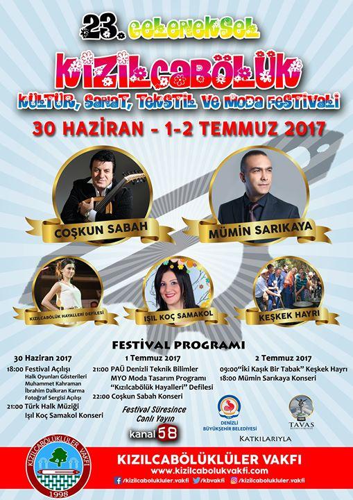 19143227 1392614217459452 5332762352523905797 o - Dokumanın Başkenti Kızılcabölük Festivale Hazır