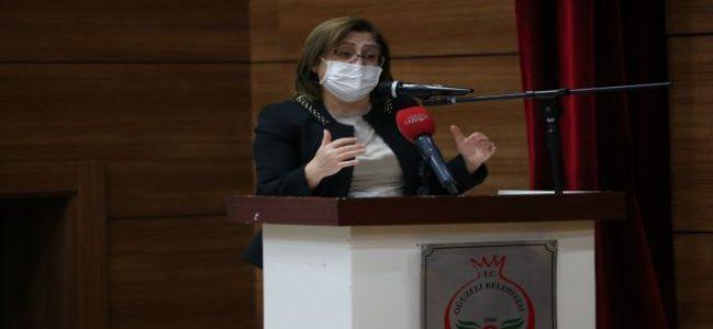 Gaziantep BB Başkanı Fatma Şahin'den İslahiye vurgusu
