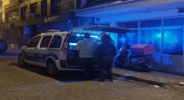 Aydın'da motosiklet otomobille çarpıştı