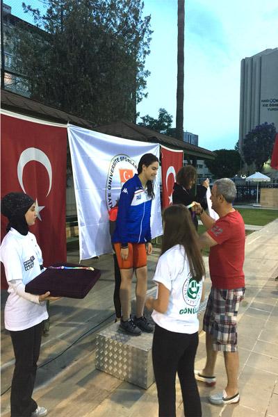 2 2267 - Koç Spor Fest'de Madalyaları Topladılar