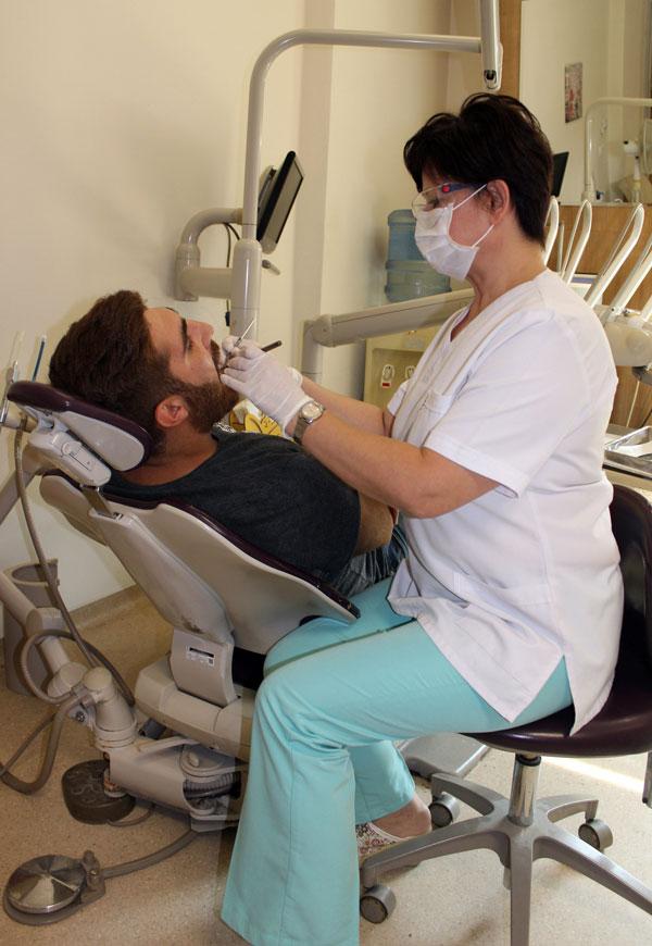 2 2509 - Denizli Diş Hastanesi'nden Kanal Tedavisi Açıklaması