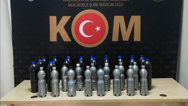 2 2571 - DENİZLİ'DE KAÇAK SİGARA VE ALKOL OPERASYONU 5 GÖZALTI!