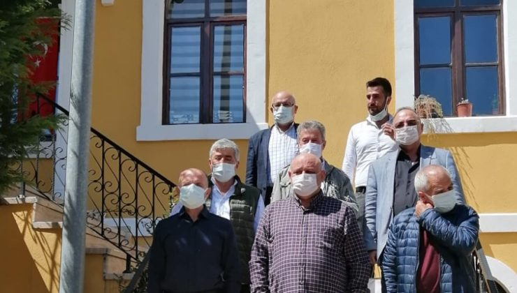 PASVAK'tan Başkan Şevik'e ziyaret