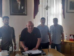 Buldan'a yapılacak spor yatırımları için protokol imzalandı