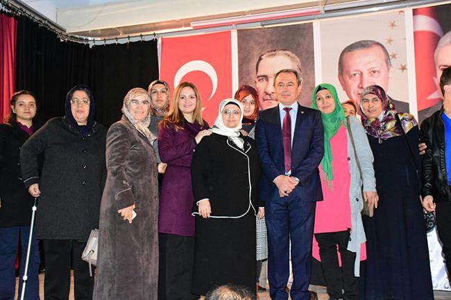 2 520 - AK Partili Şahin Tin Acıpayam'dan ihanet odaklarına seslendi