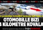 2 kişinin yaralandığı motosiklet kazasıyla ilgili ilginç suçlama