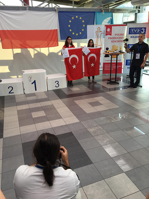 2 - PEV'li Öğrencilerin Avrupa Başarısı