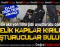 200 polisle aksiyon filmi gibi uyuşturucu operasyonu: 14 gözaltı