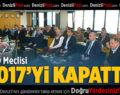 DTO Meclisi 2017'yi Kapattı