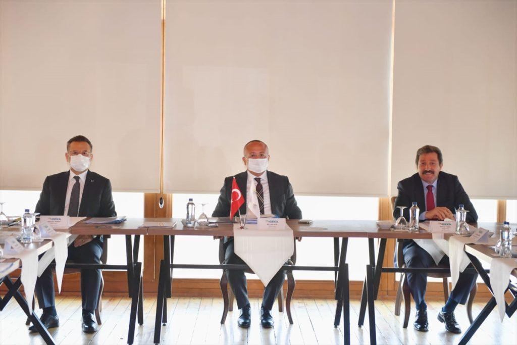 20210914 2 50022167 68741276 Web 1024x683 - GEKA yönetim kurulu toplantısı Denizli'de yapıldı