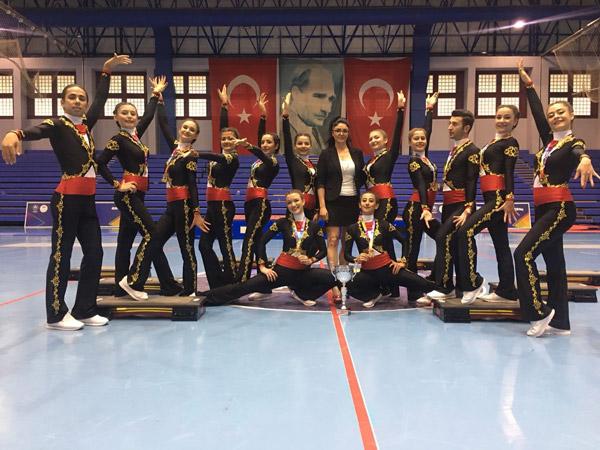 22 62 - Türkiye Şampiyonu Oldular