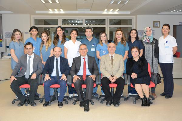 222 24 - PAÜ Hastanesi KBB Anabilim Dalı Akredite Oldu