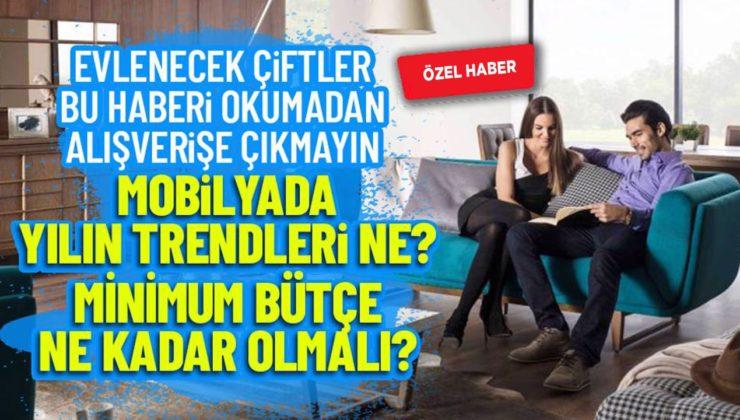 Evlenecek çiftlere Ankara'dan mobilya tavsiyesi