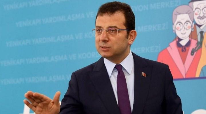 Ekrem İmamoğlu'ndan 'tam kapanma' açıklaması