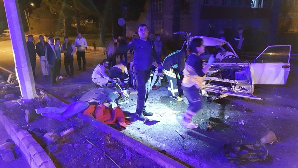 29683694 1745678848823253 1819556154819675130 n - Otomobil takla attı: 1 ölü, 3 yaralı