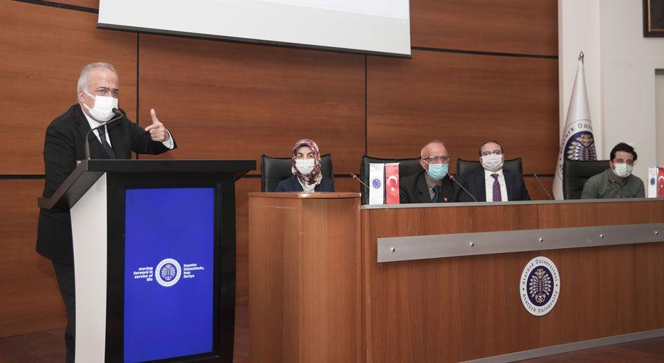 Erzurum'un yerli aşı çalışmalarında olumlu gelişme