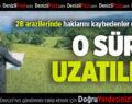 2B Arazilerinde Haklarını Kaybedenlere: O Süre Uzatıldı