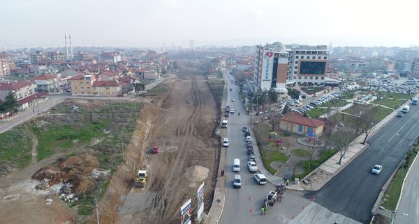 3 1041 - Büyükşehir'den ulaşıma dev bir yatırım daha