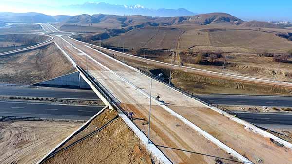 3 133 - Bozburun Köprülü Kavşağı'nda sona doğru